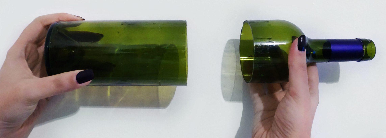 Como cortar botellas de vidrio: diferentes técnicas