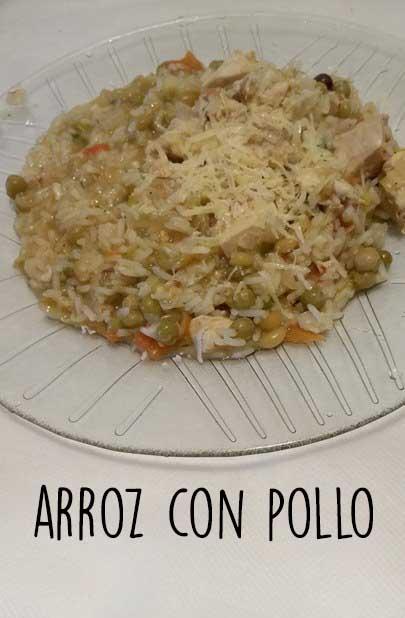 Read more about the article Arroz con pollo receta paso a paso