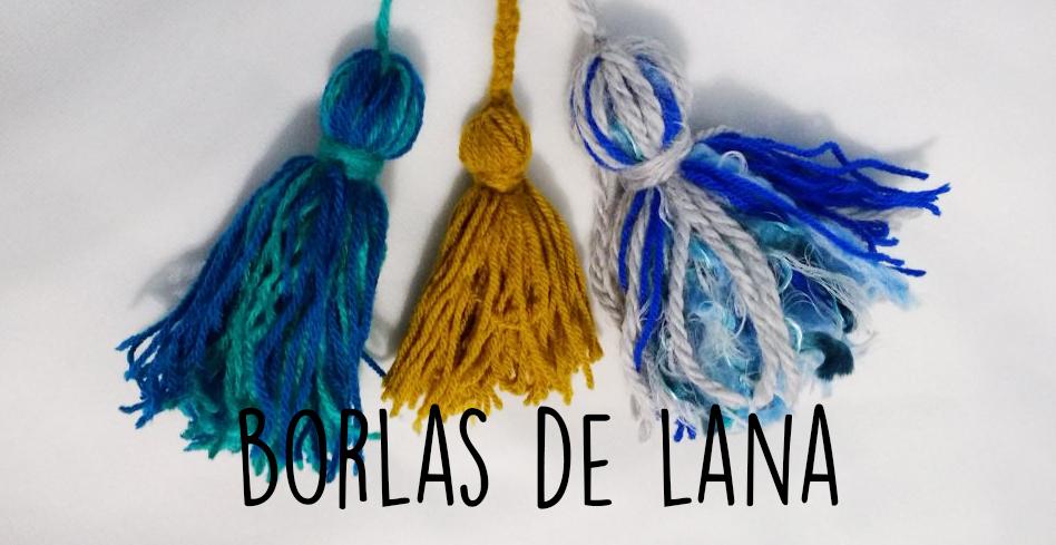 Read more about the article Como hacer borlas de lana sencillas paso a paso