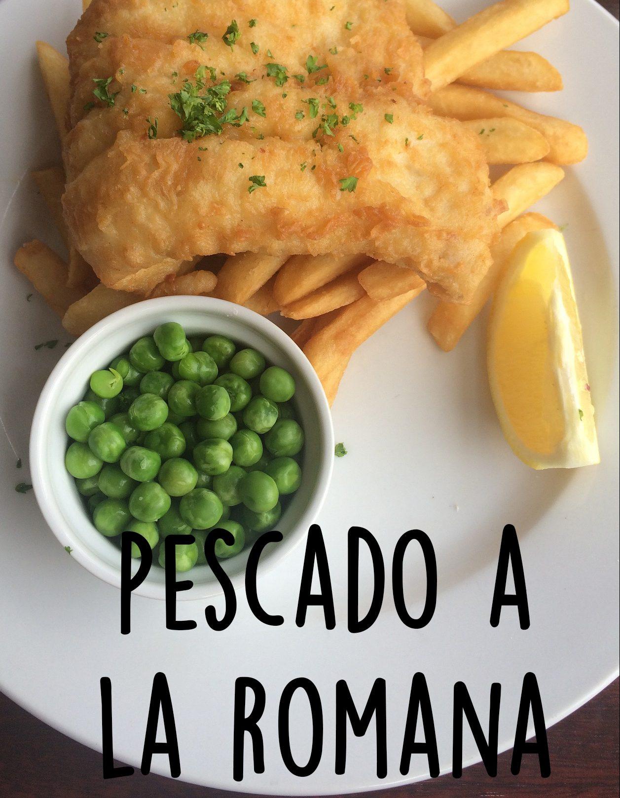 Read more about the article Pescado a la romana receta paso a paso
